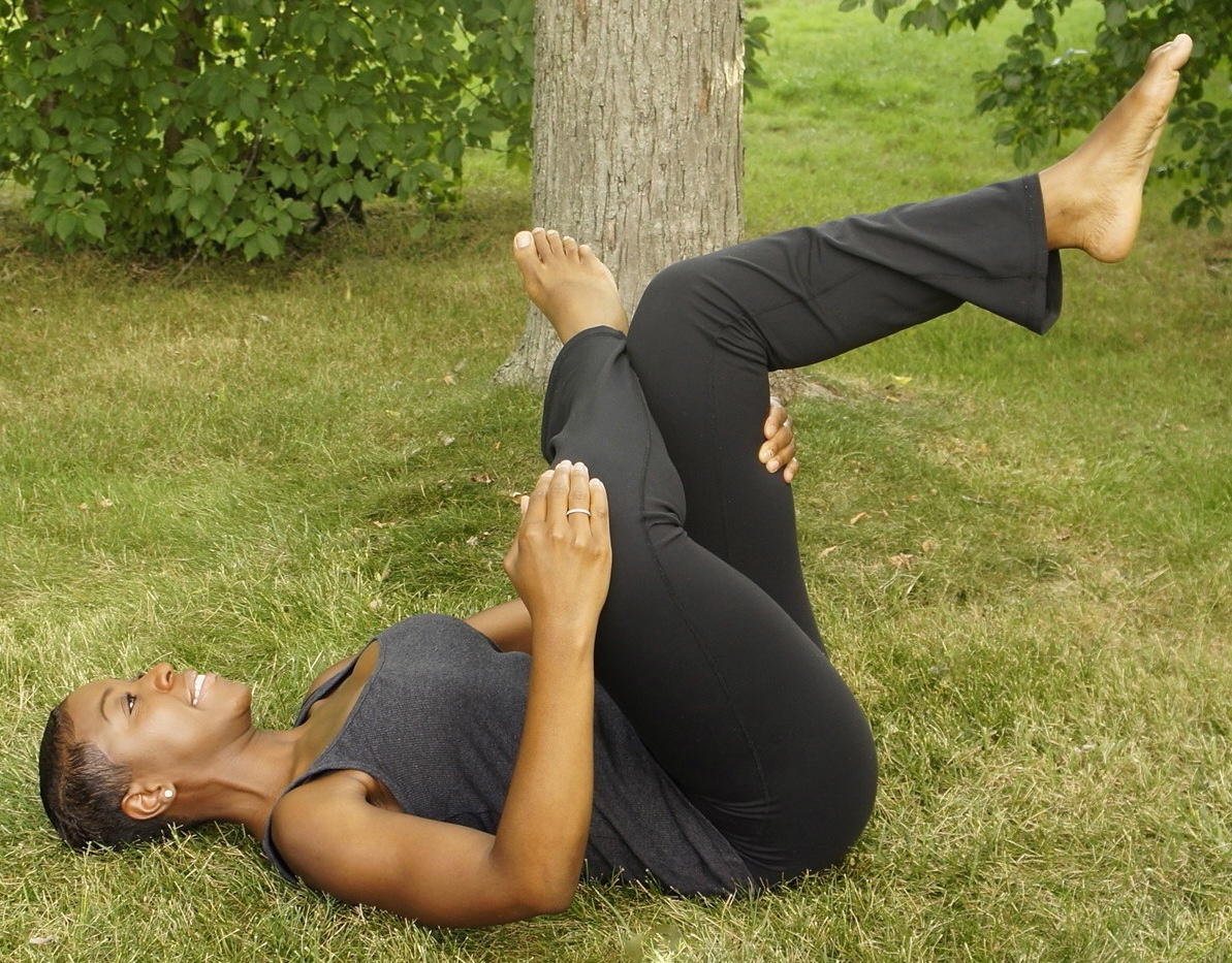 Piriformis Stretch Nina Cherie Franklin