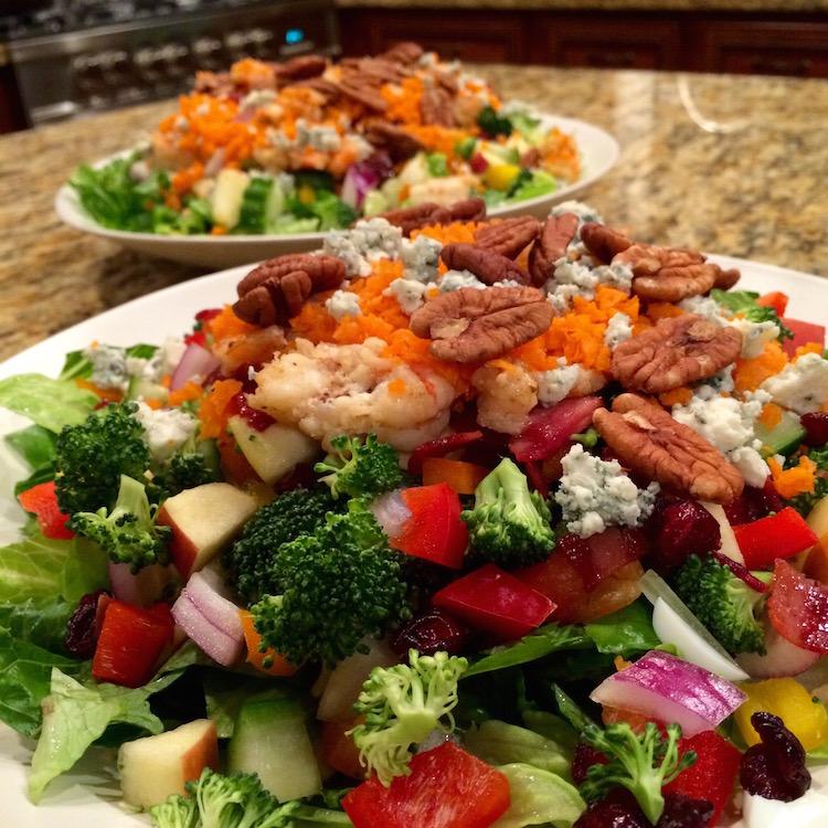 The Ultimate Salad 5 Nina Cherie Franklin PhD