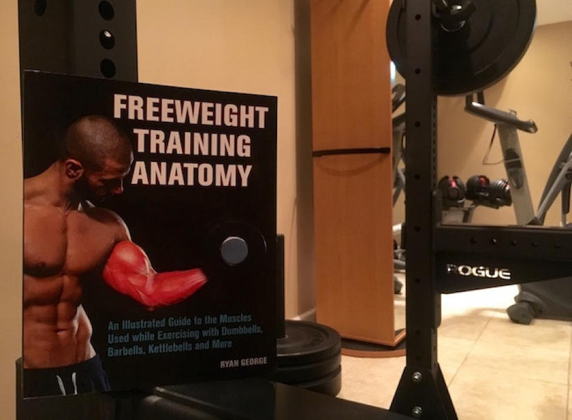 Free Weight Training Anatomy A Book Review Dr Nina Cherie Franklin