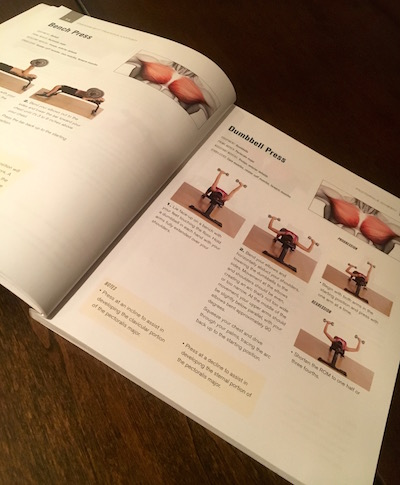 Freeweight Training Anatomy Review Nina Cherie Franklin PhD
