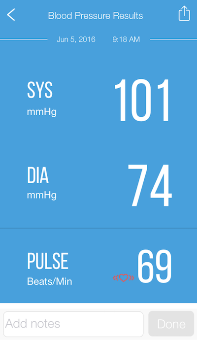 iHealth Blood Pressure Dr Nina Cherie Franklin