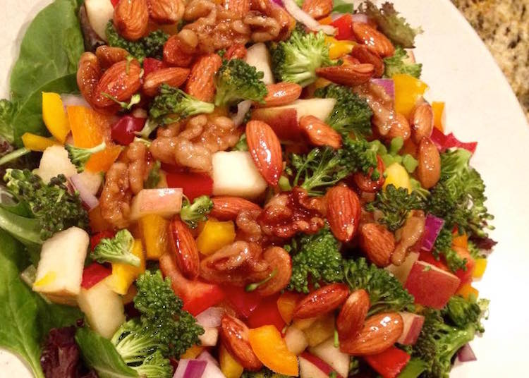 The Ultimate Salad 1 Nina Cherie Franklin PhD